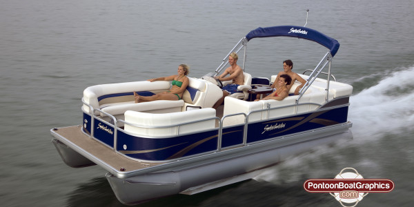 Get Your Pontoon Ready For Summer Pontoon Boat Decals - Decals for pontoon boats