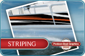 Pontoon Boat Graphics And Decals Boat Registration Decals - Vinyl graphics for pontoon boats